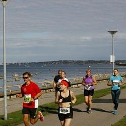 SEB Tallinna Maraton - Riho Kirsipuu (92), Anna Amburtceva (556)