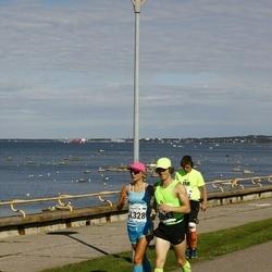 SEB Tallinna Maraton - Ann-Christine Allik (1328), Raiko Heide (1843)