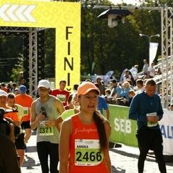 SEB Tallinna Maraton - Annika Mets (2466)