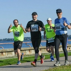 SEB Tallinna Maraton - Rickard Möllerström (853), Ari Setälä (865), Mikko Seppänen (866), Üllar Kaljumäe (1448)