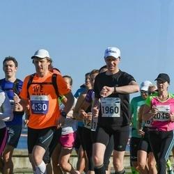 SEB Tallinna Maraton - Emil Laugal (430), Ainar Ojasaar (1960)