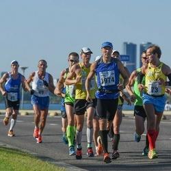 SEB Tallinna Maraton - Enno Torim (49), Janar Juhkov (73), Ragnar Kaasik (1974)
