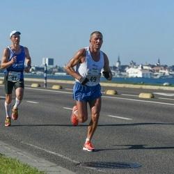 SEB Tallinna Maraton - Steven Linkov (41), Enno Torim (49)