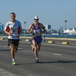 SEB Tallinna Maraton - Priit Simson (67), Tauno Hang (1018)