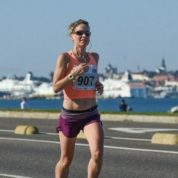 SEB Tallinna Maraton - Rebecca Bunting (907)
