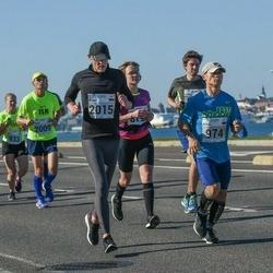 SEB Tallinna Maraton - Artur Raudna (974), Raimo Talviste (2015)