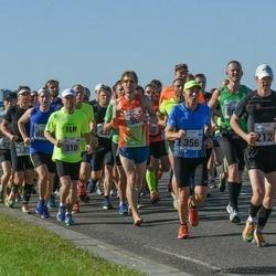 SEB Tallinna Maraton - Alexander Roeder (38), Jonas Lenz (91), Meelis Koskaru (310), Henn Zvorovski (356)