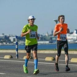 SEB Tallinna Maraton - Urmo Rae (438), Kalle Tomingas (2179)