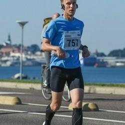 SEB Tallinna Maraton - Mihhail Kornõšev (757)