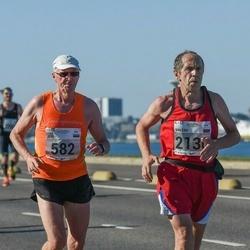 SEB Tallinna Maraton - Jüri Sakkeus (582), Valerii Voronov (2130)