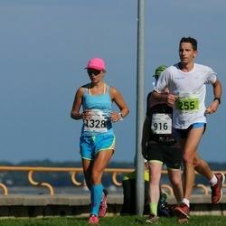 SEB Tallinna Maraton - Andres Bauvald (255), Ann-Christine Allik (1328)