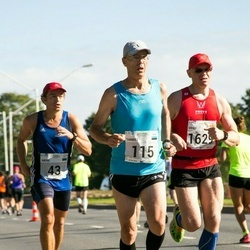 SEB Tallinna Maraton - Andre Abner (43), Tambet Allik (115), Vidas Starkus (1629)