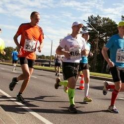 SEB Tallinna Maraton - Urmas Ärm (133), Peteri Grauen (164), Andris Leja (179), Pasi Marttinen (226)