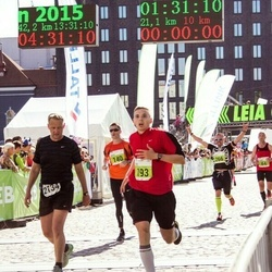 SEB Tallinna Maraton - Rainer Bettermann (64), Andre Lomaka (140), Kert Pjatkin (193), Denys Mavrynsky (266), Stanislav Bakulo (2134)