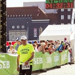 SEB Tallinn Marathon - Jari Paavola (1744)