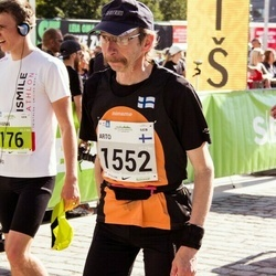 SEB Tallinna Maraton - Johann Saamann (176), Arto Hautakangas (1552)