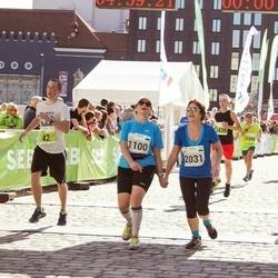 SEB Tallinna Maraton - Hannes Allikvee (42), Ülle Suursaar (1100), Kairi Hints (1498), Aet Kull (2031)
