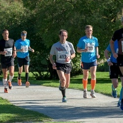 SEB Tallinna Maraton - Meelis Kukk (412), Rain Vellerind (467), Ando Kangur (533)