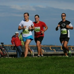 SEB Tallinna Maraton - Adrian Leipnitz (339), Terje Meisterson (1996), Sverre Mäesepp (2459)