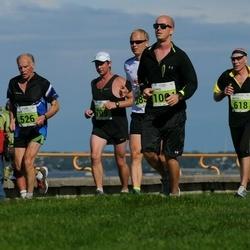 SEB Tallinna Maraton - Mati Randoja (526), Anatoli Šuvalov (618), Matti Rutanen (709)