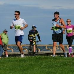 SEB Tallinna Maraton - Keith Dungate (543), Brice Gasnier (2456)