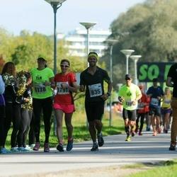 SEB Tallinna Maraton - Christer Loob (835), Kristiina Laht (1178), Arles Taal (1791)