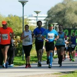 SEB Tallinna Maraton - Kerryanne Sawyer (1154), Arto Kauhanen (2052)
