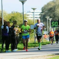 SEB Tallinna Maraton - Agur Jõgi (756), Siiri Tamm (759)