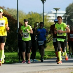 SEB Tallinna Maraton - Harri Kupiainen (688), Caisa-Merili Mõik (953)