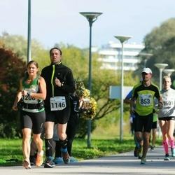 SEB Tallinna Maraton - Rickard Möllerström (853), Artur Telling (1146)