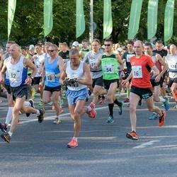 SEB Tallinna Maraton - Ago Veilberg (12), Harri-Pekka Tikkanen (16)