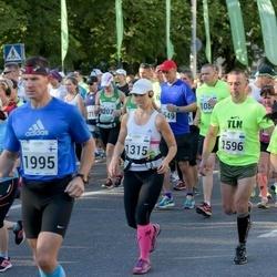 SEB Tallinna Maraton - Reena Säästla (1315), Ando Mesi (1596)