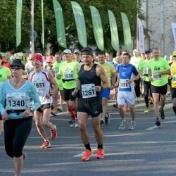 SEB Tallinna Maraton - Artjom Vakulenko (1261), Tanja Luoma-Aho (1340)