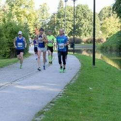 SEB Tallinna Maraton - Anatoli Klisheuski (121), Jussi Vartia (205)