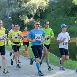 SEB Tallinna Maraton - Siim Õunloo (264), Jakob Gill (645), Arles Taal (1791), Mait Kõiv (1895)