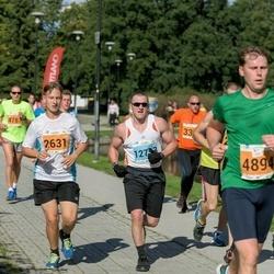 SEB Tallinna Maraton - Karl Frederik Pruuden (2631)