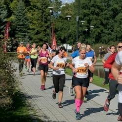 SEB Tallinna Maraton - Külvi Kannel (674), Õnne Lees (3256)
