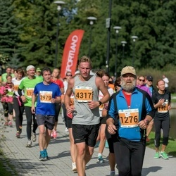 SEB Tallinna Maraton - Aare Tinn (1276), Martin Kala (4317)