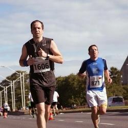 SEB Tallinna Maraton - Christopher Jahn (871), Randel Mets (1606)