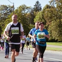 SEB Tallinna Maraton - Meliko Siniorg (1008), Agnes Siniorg (2298)