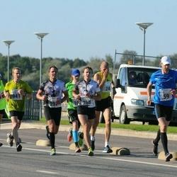 SEB Tallinna Maraton - Marek Zahkna (59), Janis Šneiders (268), Ivars Griezitis (292), Christian Gunnarsson (941)