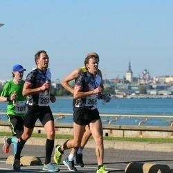 SEB Tallinna Maraton - Janis Šneiders (268), Ivars Griezitis (292), Christian Gunnarsson (941)
