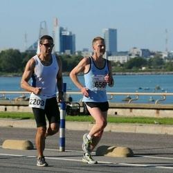 SEB Tallinna Maraton - Graham Maynard (656), Aleksey Safonov (2203)