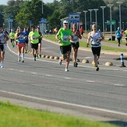 SEB Tallinna Maraton - Markku Salo (188), Simo Ronkainen (241)