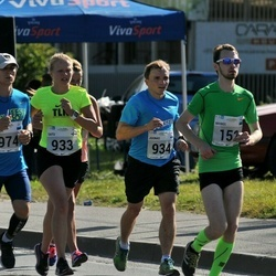 SEB Tallinna Maraton - Satu Kaarlela (933), Joonas Karjalainen (934), Artur Raudna (974)