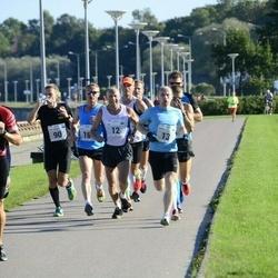 SEB Tallinna Maraton - Ago Veilberg (12), Martin Tamm (13), Karl-Rauno Miljand (90), Gints Lusis (1832)