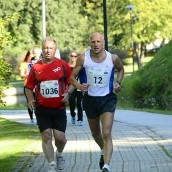 SEB Tallinna Maraton - Ago Veilberg (12), Kevin Dale (1036)