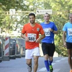 SEB Tallinna Maraton - Meelis Treimuth (247), Jonathan Arkhurst (888), Alvin Vann (1733)