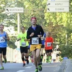 SEB Tallinna Maraton - Brent Pere (45), Tim Teege (735)