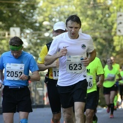 SEB Tallinna Maraton - Enar Krillo (623), Arto Kauhanen (2052)